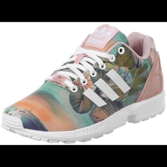 zx flux adidas farm